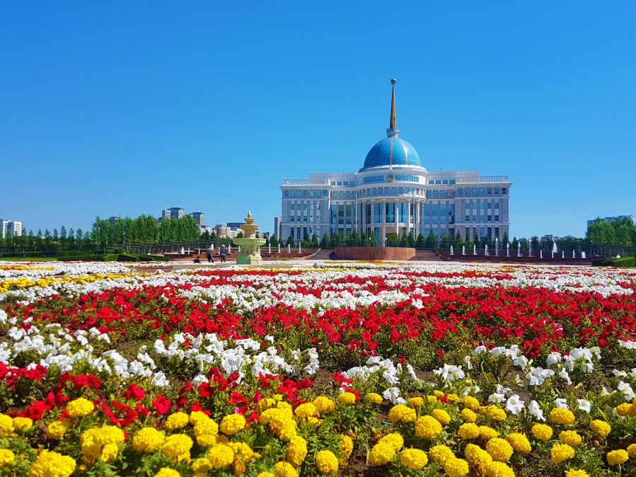 Three Weeks in Central Asia (Part 1): Kazakhstan isnice
