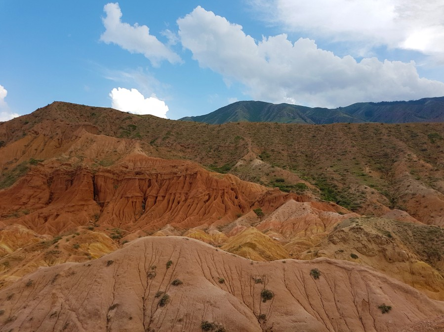 Three Weeks in Central Asia (Part 3): Kyrgyzstan – A dynamiclandscape