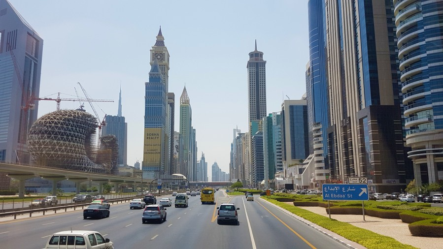 More than a stopover: Five Days in Dubai