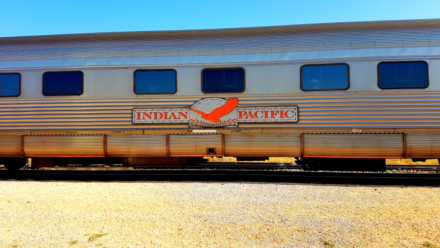 Onboard the Indian Pacific: A Journey like no other
